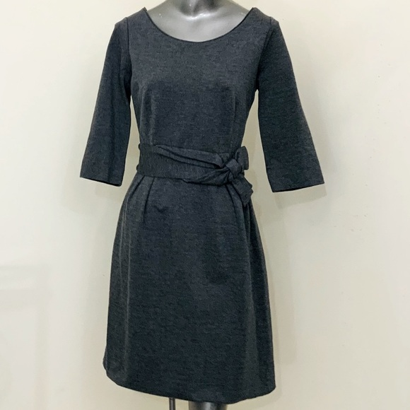 Kate Spade NY Crew Neck 3/4 Sleeve Sheath Dress